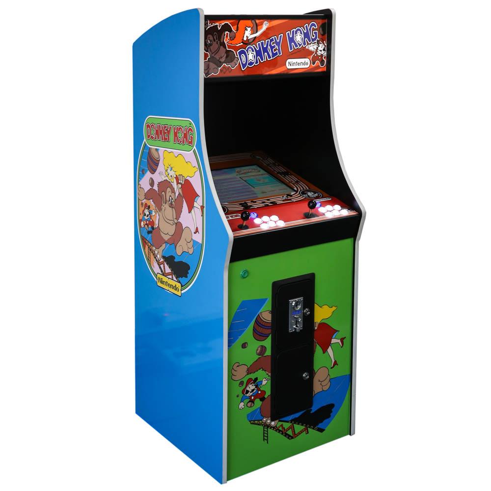 19″ Donkey Kong Classic Upright Arcade