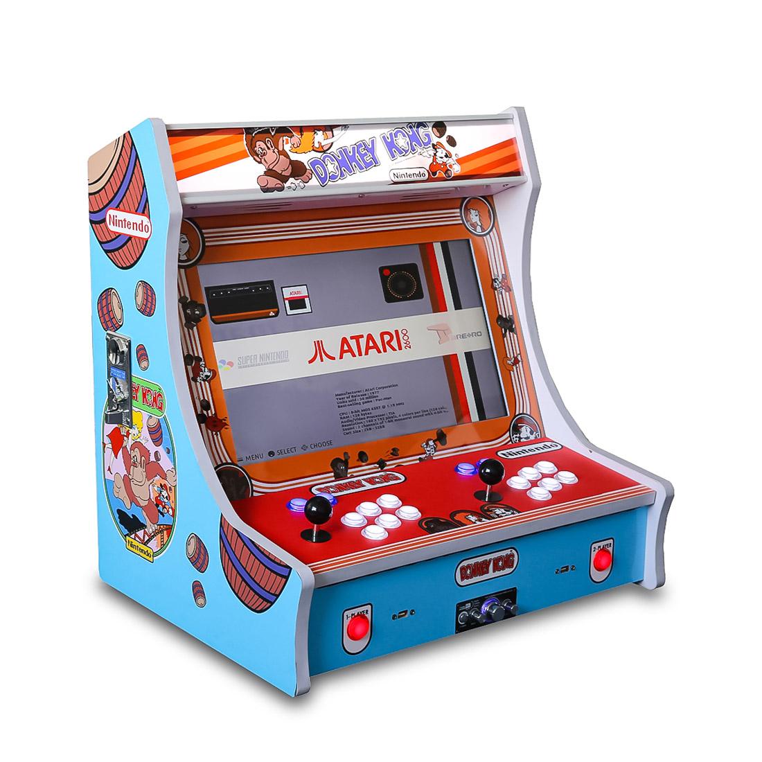 21.5″ Donkey Kong Bartop Arcade