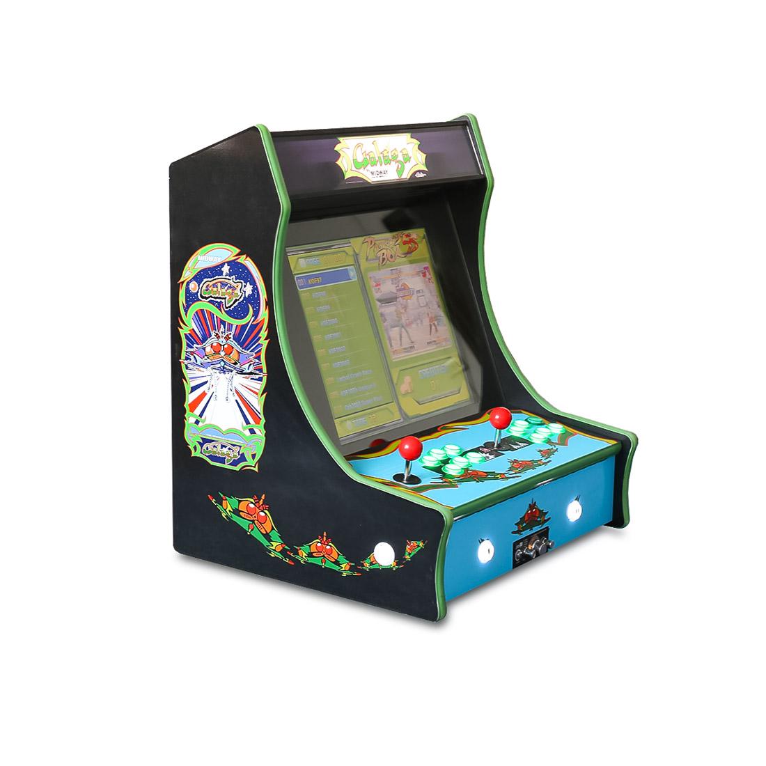 19″ Galaga Bartop Arcade