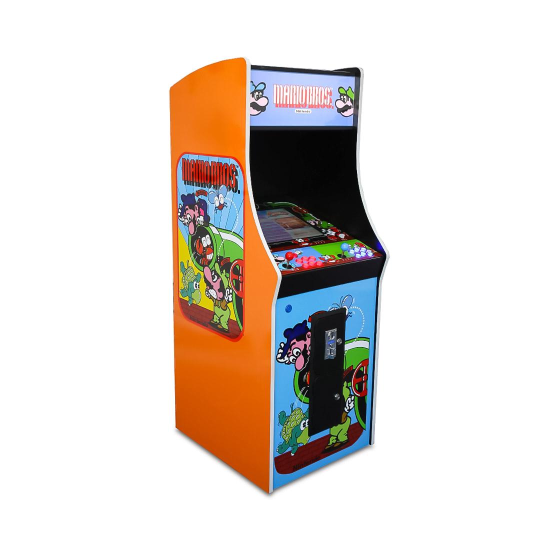 19″ Mario Brothers Classic Upright Arcade