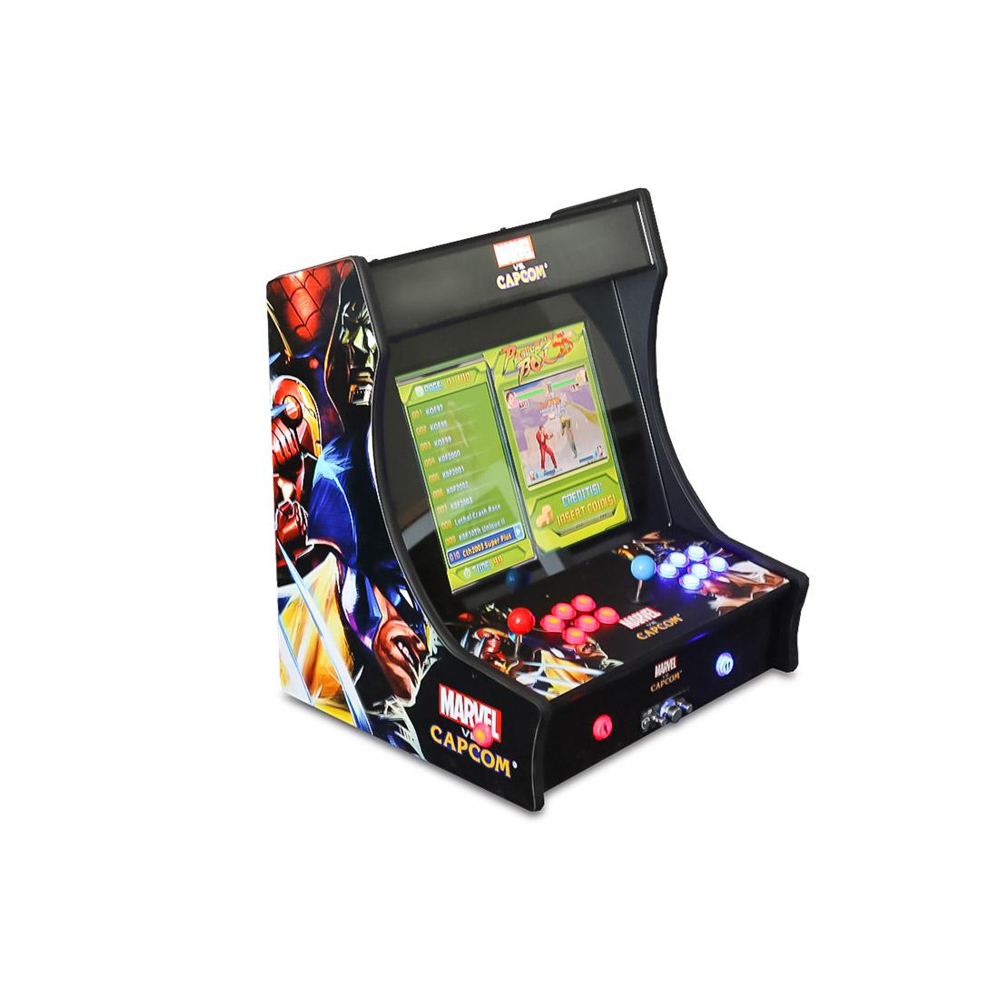 19″ Marvel Vs Capcom Bartop Arcade