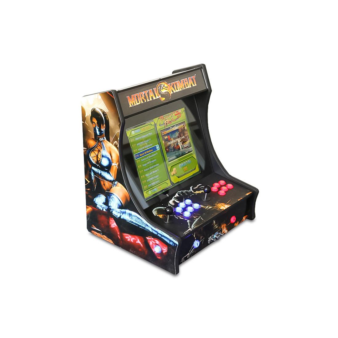 19″ Mortal Kombat Bartop Arcade