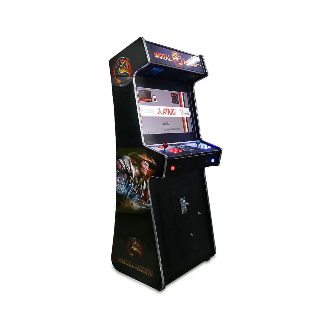 27″ Mortal Kombat Upright Arcade