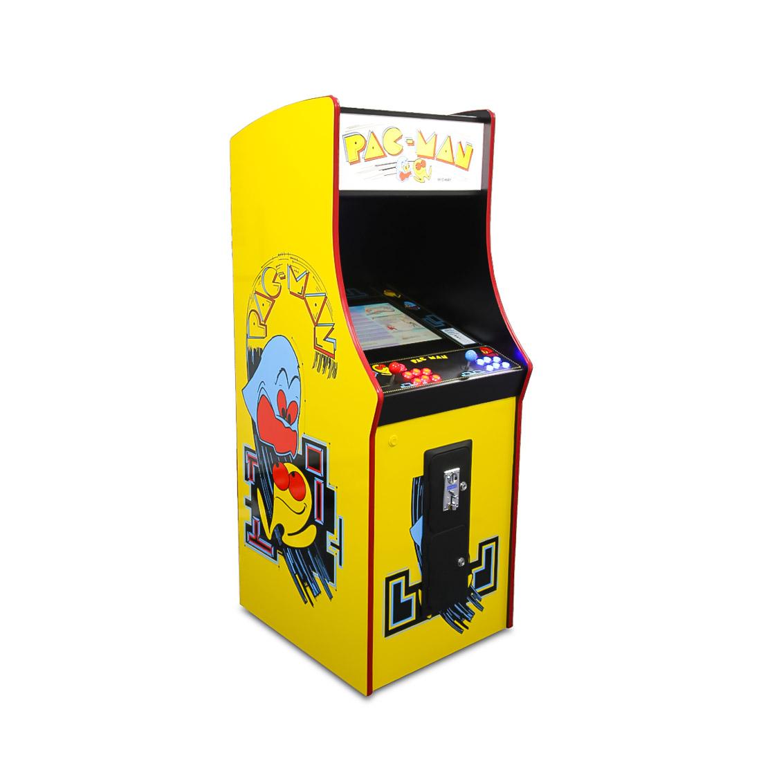 19″ Pacman Classic Upright Arcade