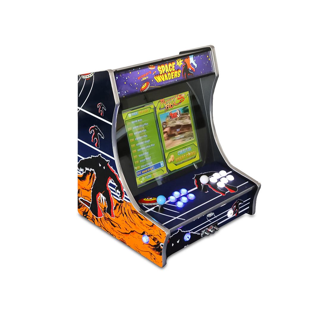 19″ Space Invaders Bartop Arcade