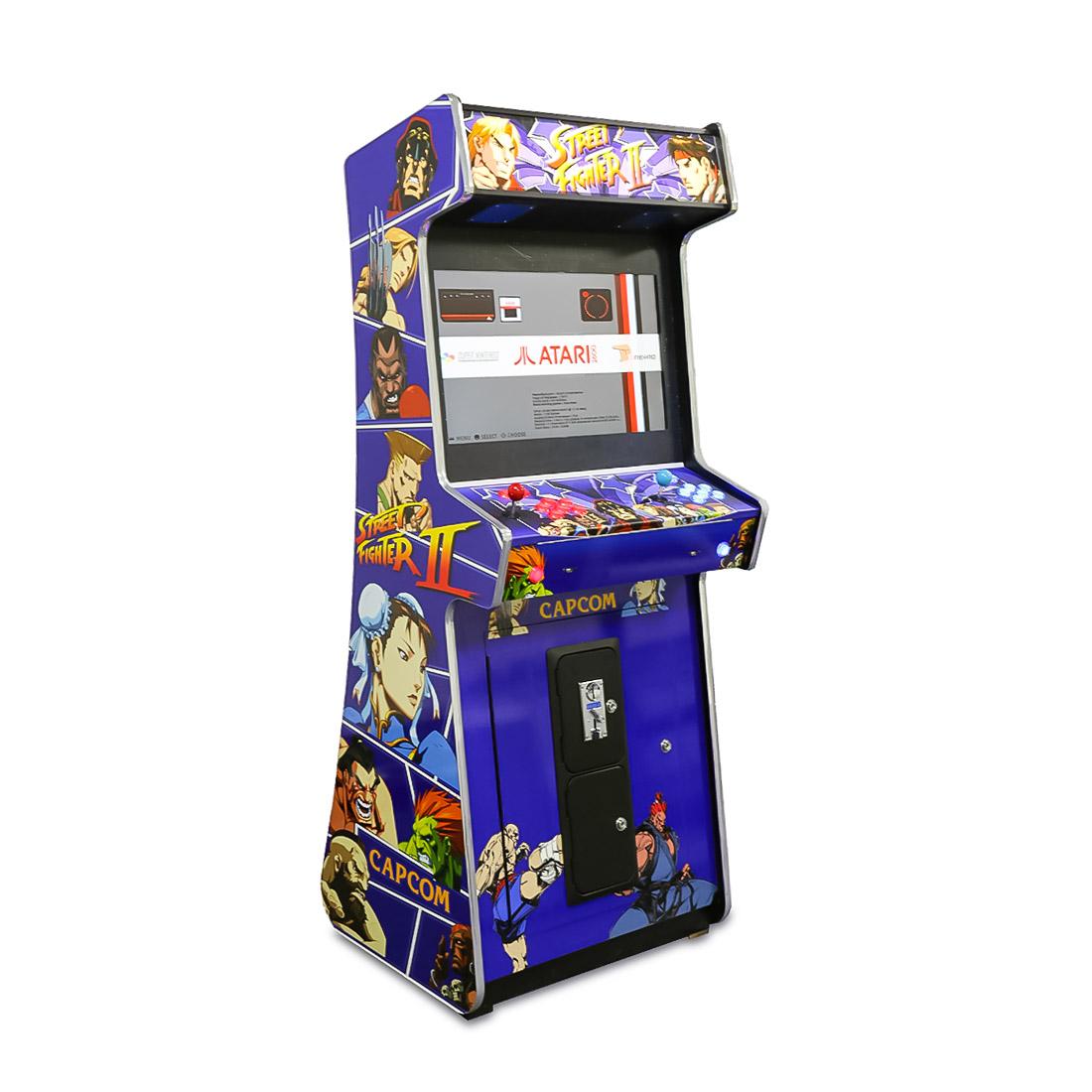 27″ Street Fighter 2 Upright Arcade