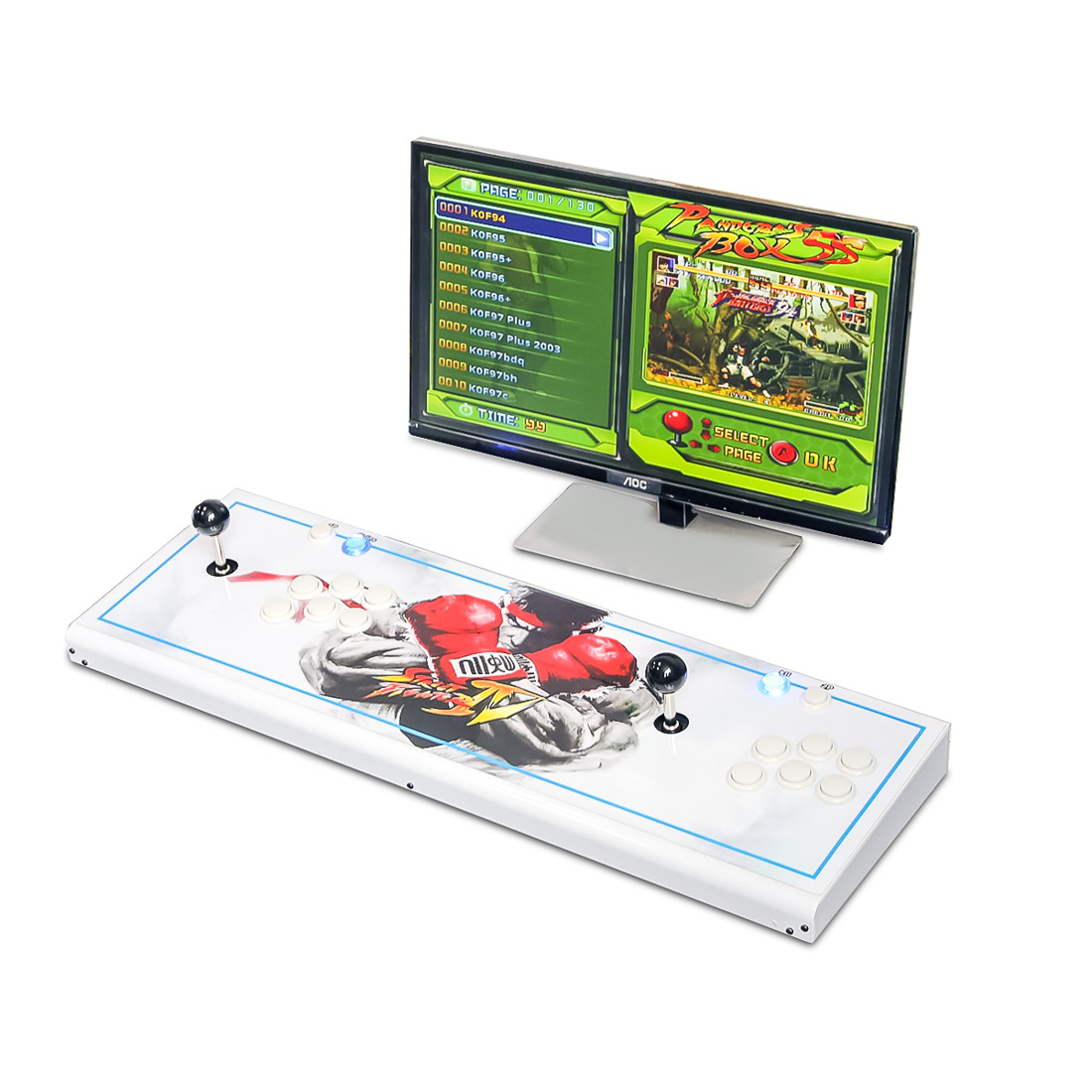 Ryu Design Pandora's Box Game Pad